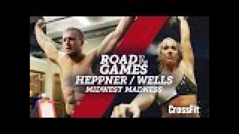 Road to the Games 16.03: Heppner / Wells