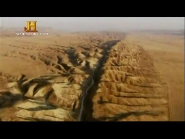 Como Nasceu Nosso Planeta : A Falha De San Andreas