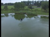 Over-water flight at The John Hopkins Applied Physics Lab