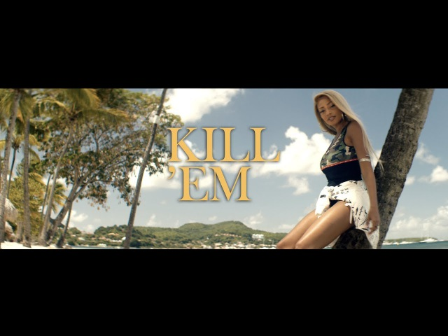 Dj Battle Tenny - Kill 'Em Ft. Mr. Vegas Walshy Fire
