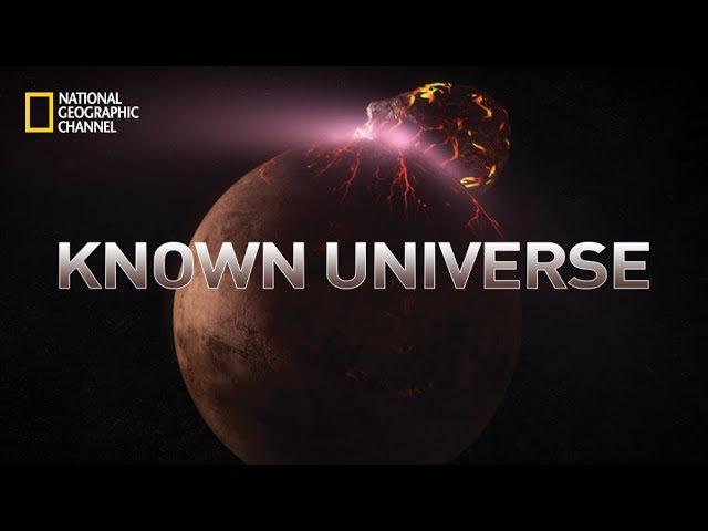 Известная вселенная. Взрывоопасный космос / Known Universe (2009) ᴴᴰ