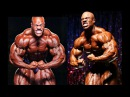 The Aesthetic Phil Heath : 2011 Mr. Olympia vs. 2008 Iron Man Pro