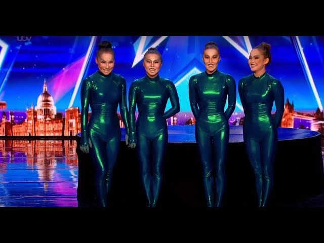WOW Unbelievable Jaw Dropping Performance by These Amazing Wonderful Girls