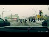Ребенок сбит на пешеходном переходе, нарушитель скрылся с места ДТП!