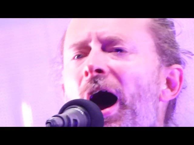 Radiohead Karma Police Live TRNSMT Festival Glasgow Green Scotland July 7 2017