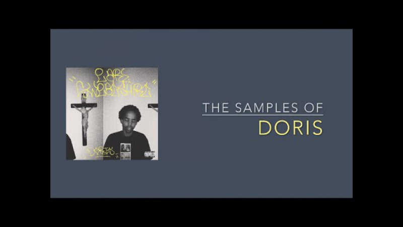 Earl Sweatshirt's Doris: The Samples