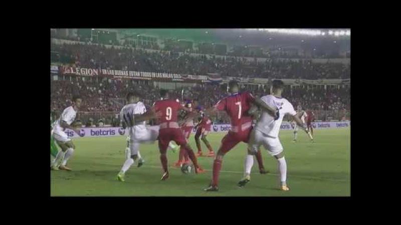 Panama Ghost Goal vs Costa Rica