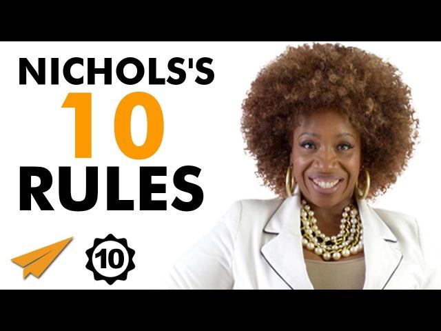 Lisa Nichols's Top 10 Rules For Success (@2motivate)