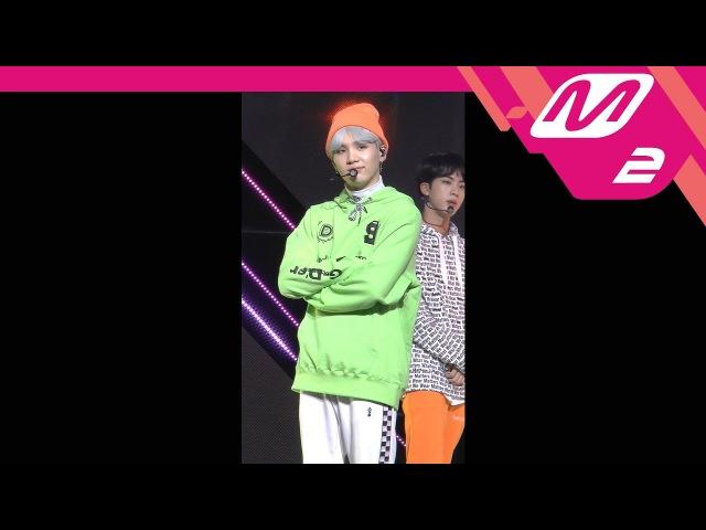 [MPD직캠] 방탄소년단 슈가 직캠 '고민보다 GO(GO GO)' (BTS SUGA FanCam) | @MCOUNTDOWN_2017.9.28