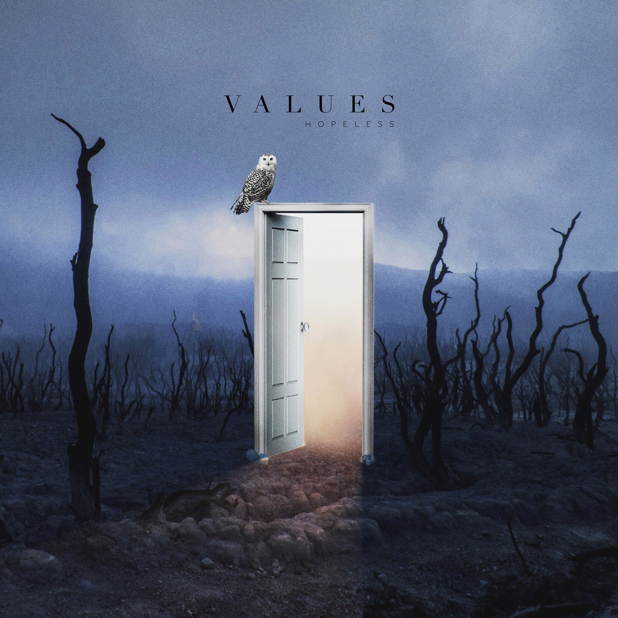 Values - Hopeless [single] (2017)