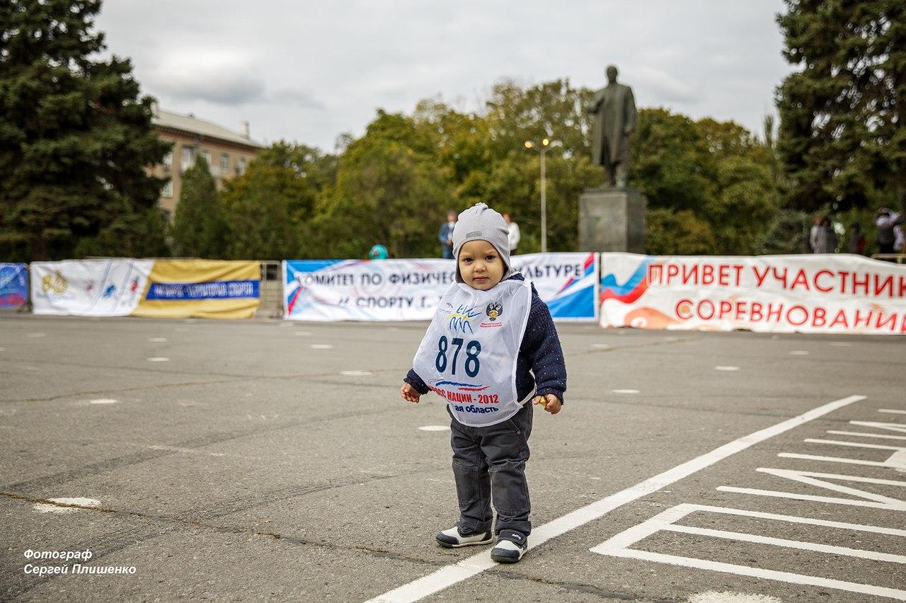 На родине Чехова состоялся «Таганрогский полумарафон»