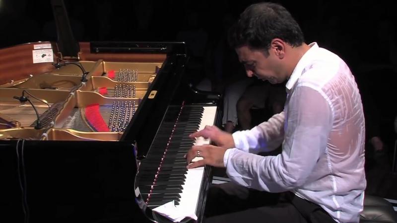 Emil Afrasiyab - Fantasy of Vagif Mustafazade (Live at Jazz en Baie Granville)