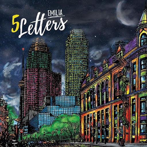 Emilia альбом 5 Letters