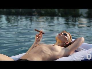 Britt Linn-Attitude with Britt Linn-nude