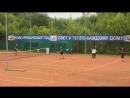 урок тенниса 1