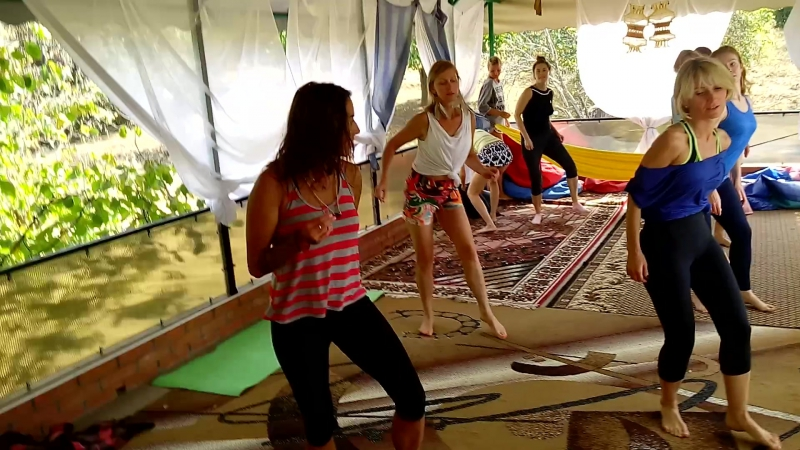 *Творческие Выходные* танцевальный мк с Гуараной 2) 23-25.09 ❃ Творческий эко ● Дом ✧ВМЕСТЕ✧🌳🌞🌈
