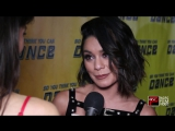 Vanessa Hudgens talks about emotions being a SYTYCD Judge and Filipino Folk Dance