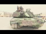 US Army - M1A2 сентября V2 Основной боевой танк С Woodland Camouflage [1080p]