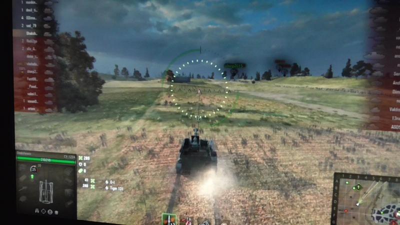 СУ-122А vs T67