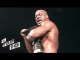 [WWE QTV]☆[Top 10]Incredibly fast submission victories]☆[Tоп 10]Самых быстрых побед благодаря болевым приемам!]