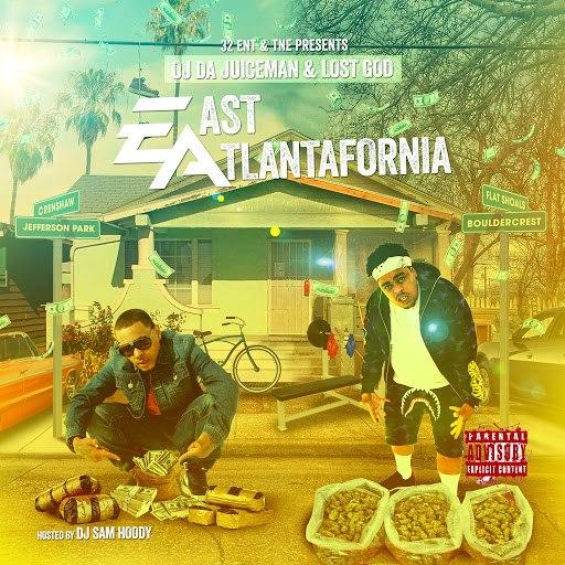 OJ Da Juiceman альбом East Atlantafornia