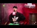 Luhan @ 180213 jackson wang's interview