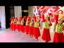 Выступление в ДКГ казахский танец Бұран бел Старший состав