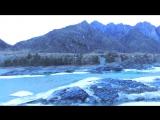 Путешествие дрона на Алтай