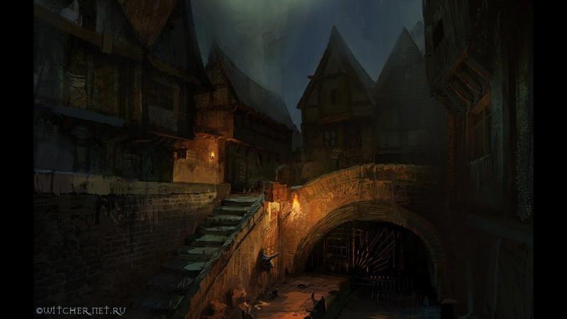 Ведьмак - Часть 31: Глава 2. Патихард с солёными огурчиками и высшими вампирами