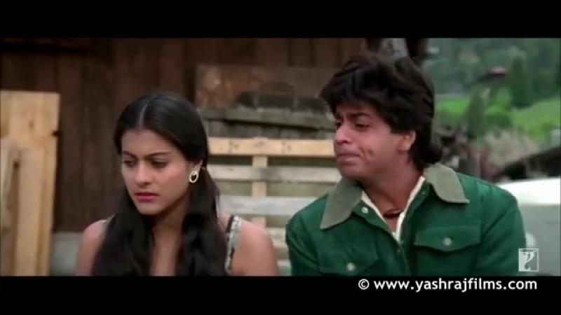 Jab Kisise Pyaar Ho Jayega Scene Dilwale Dulhania Le Jayenge YouTube
