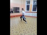 Creation Move: задание - танцуем под медленный трек (Ульяна)