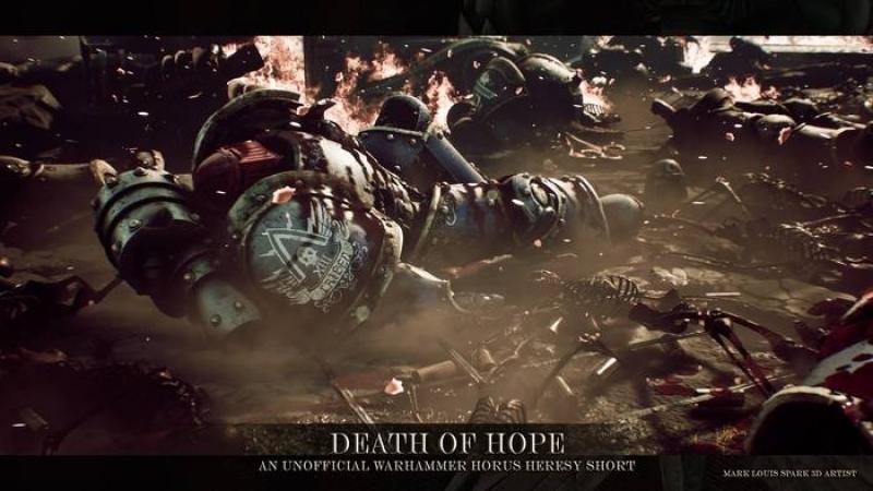 Warhammer 30k_ Death of Hope Full Trailer (Русская озвучка)
