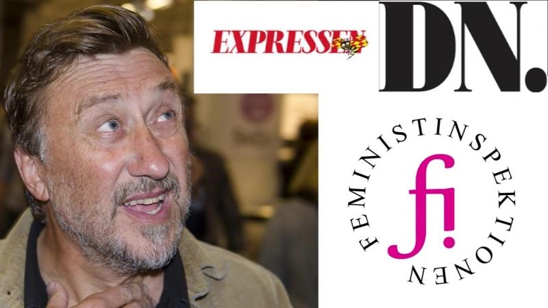 Janne Josefsson hatar yttrandefrihet och fri åsiktsbildning