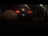 Nissan Silvia V8 exhaust sound