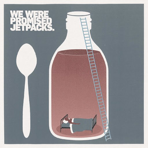 We Were Promised Jetpacks альбом Medicine
