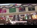 Эвакуация ТЦ Золотой Вавилон в Ростове