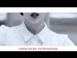 MV LOONA (Kim Lip) - Eclipse (рус.саб)