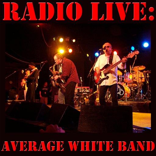 Average White Band альбом Radio Live: Average White Band
