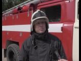 Огнеборцы ГКУ РК Пожарная охрана Республики Крым провели учения в столярном цеху г. Старый Крым