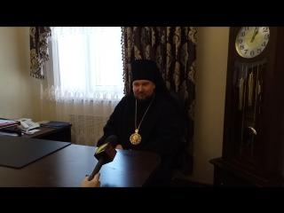 Ложное минирование храма 31.12.2017. Комментарий епископа Филарета