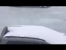 В Бостоне долбанул мороз после наводнения
