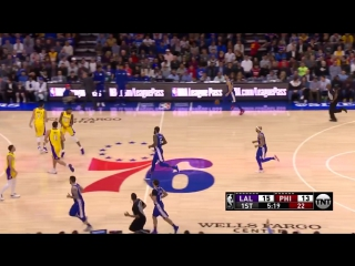 Ben Simmons vs Lonzo Ball - Battle It Out in Philly | December 7, 2017