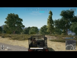 PlayerUnknown's Battlegrounds момент WTF