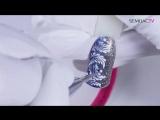 Дизайн ногтей Зимние узоры