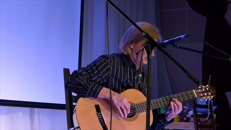 15 ноября 2017 года Юбилейный концерт Яны Морозовой Запись Анатолия Бутковского
