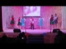группа Вдохновение с танцем Московская кадриль
