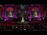 Jackie Evancho - Somewhere (feat. Barbra Streisand)