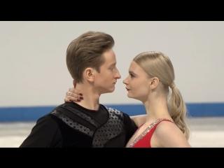World Junior Championships 2018. Junior Ice Dance - SD. Anastasia SKOPTCOVA / Kirill ALESHIN