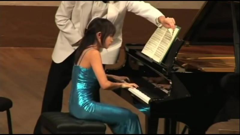 Yuja Wang Lynn Harrell- Rachmaninov Sonata for Cello Piano in G minor