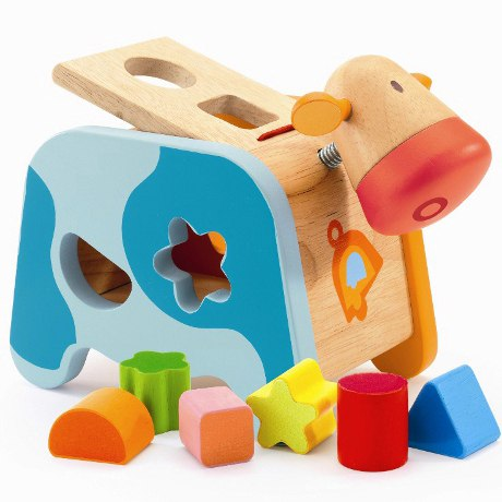 как называется игрушка куда надевают фигуры